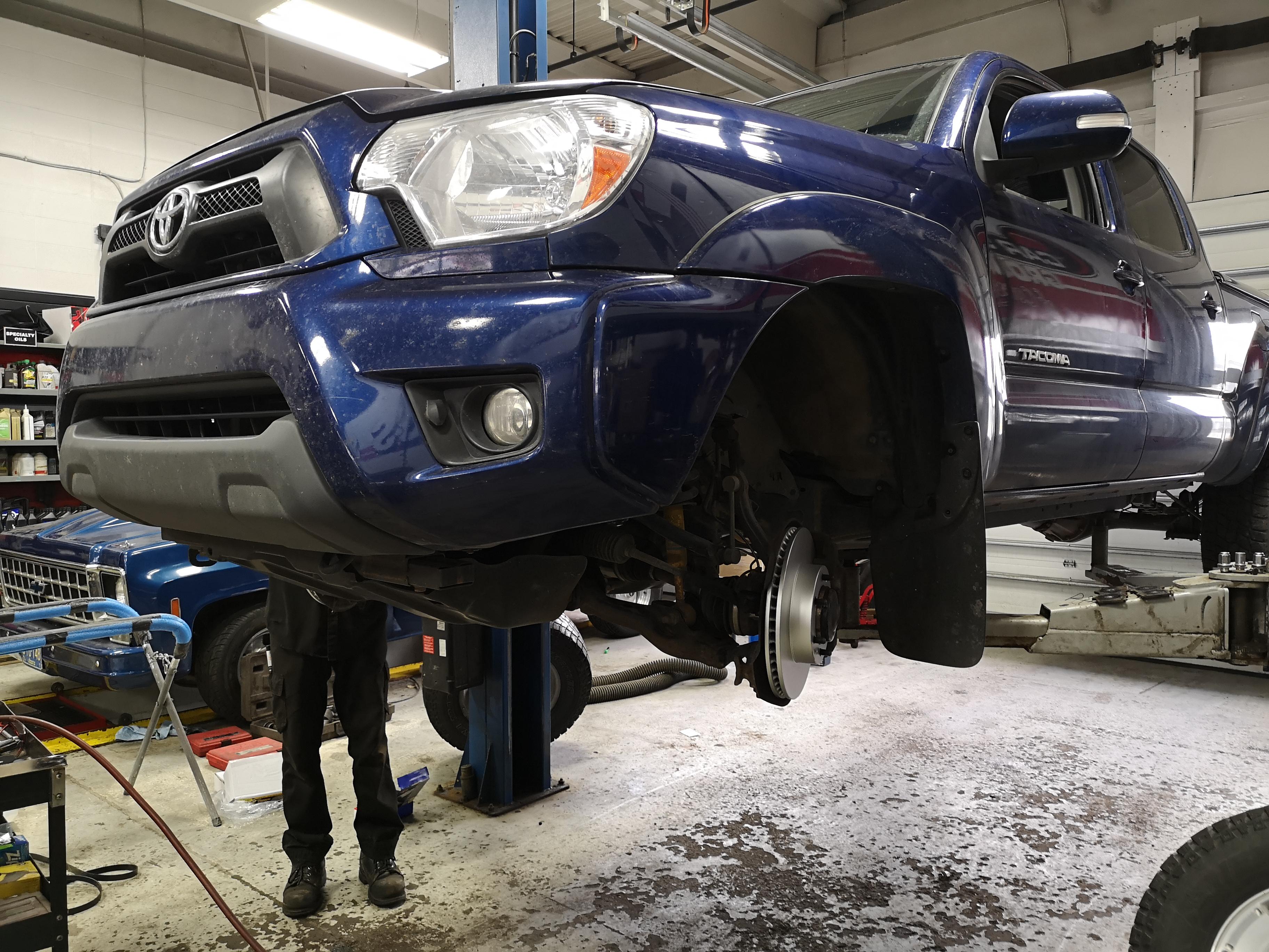 brake repair calgary