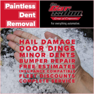 Paintless Dent Removal calgary ne