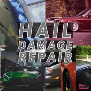 hail damage repair, pdr