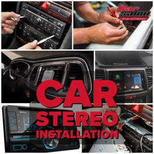 Car Stereo Installation Calgary