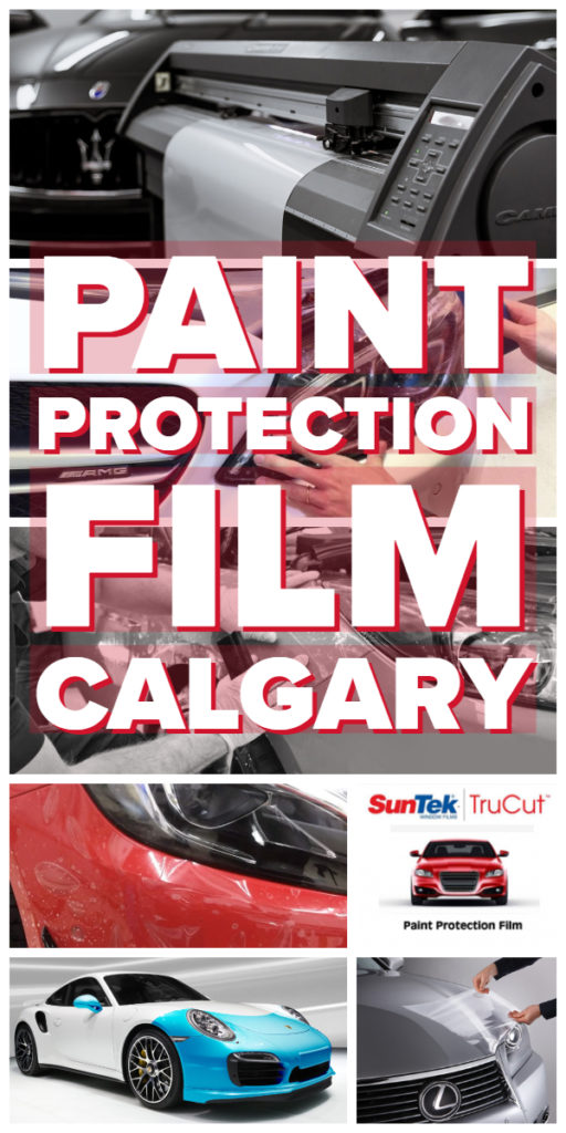 Paint Protection Film Calgary