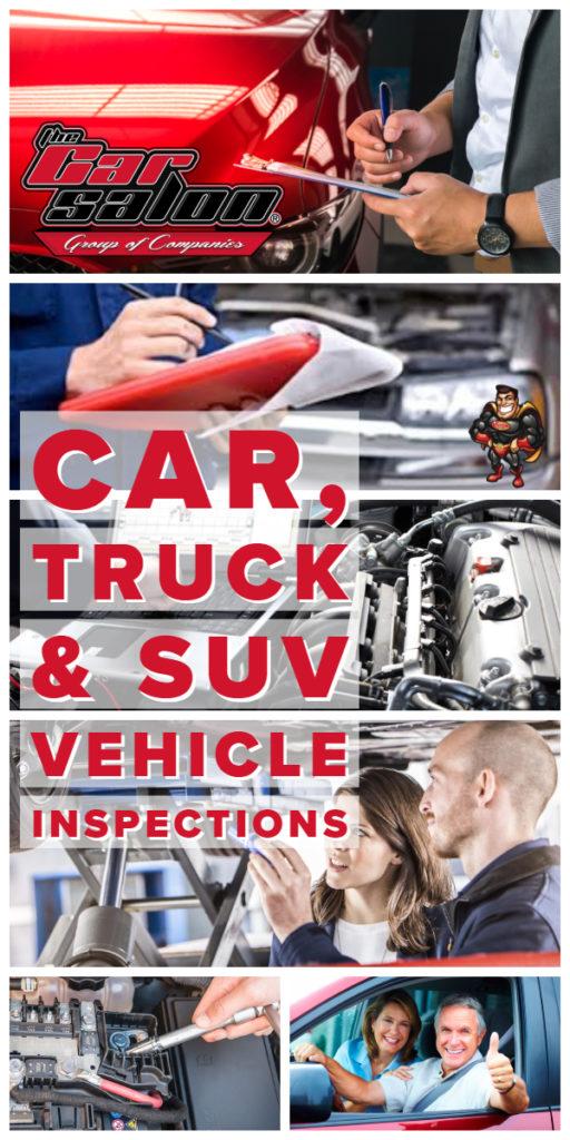 Vehicle Inspections Calgary