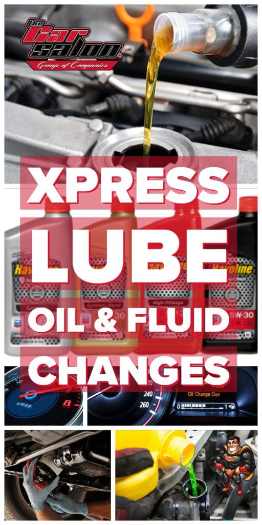 Xpress Lube Oil Change Calgary