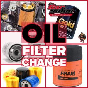 oil filter change calgary ne